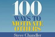 خلاصه کتاب: ۱۰۰ راه برای انگیزه دادن به دیگران