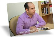 مصاحبه مجله شبکه با ژان بقوسیان