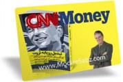 مصاحبه سیانان مانی درباره کتاب «تبدیل رویا به ثروت»