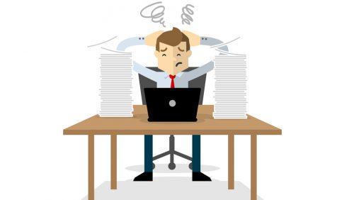 دو دلیل اصلی ناکامی کارمند