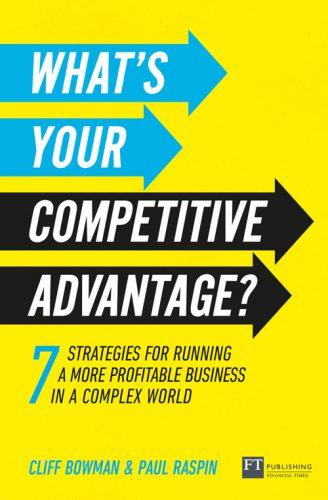 مزیت رقابتی شما چیست؟