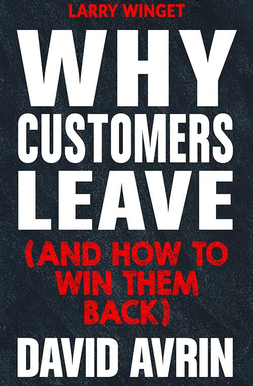 خلاصه کتاب: چرا مشتریان میروند