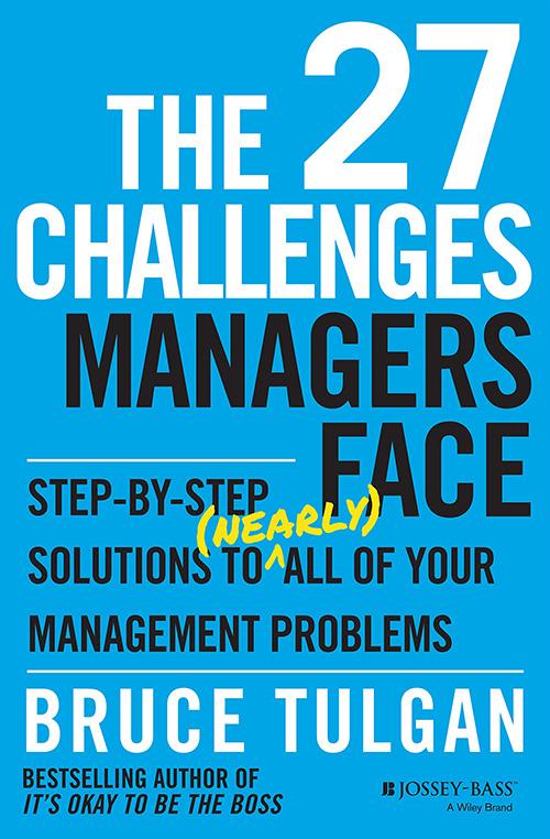 27 چالش مدیران