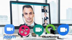 تفاوت جلسه آنلاین، وبینار و وبکست