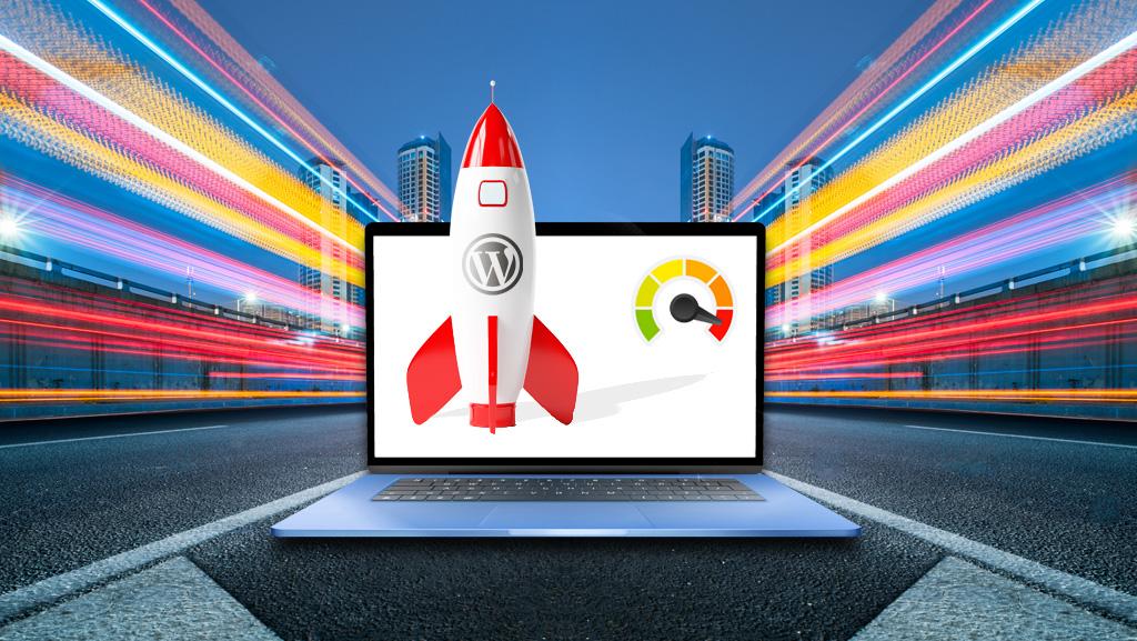افزایش سرعت سایت وردپرسی