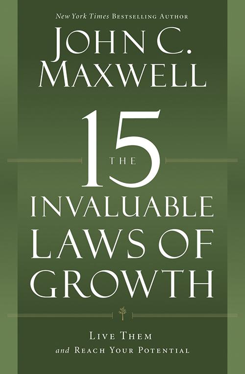 15 قانون ارزشمند رشد