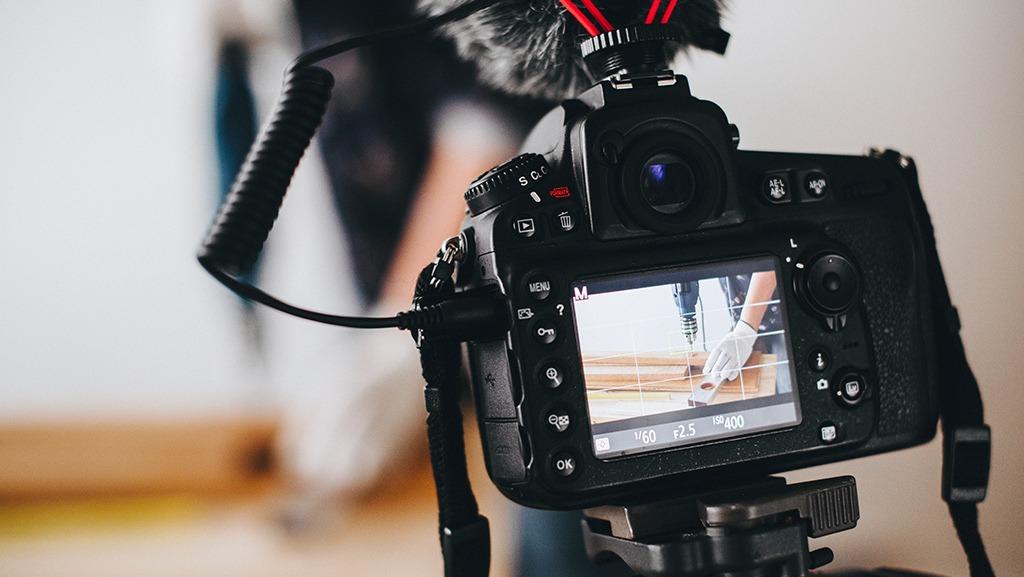 8 مرحله ساختن ویدیوی تبلیغاتی