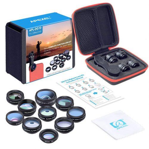 Apexel Lenses