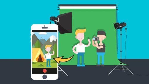 7 اپلیکیشن برای حذف پرده سبز با موبایل