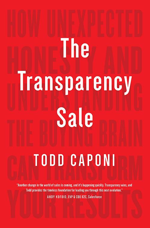 خلاصه کتاب: فروش شفاف