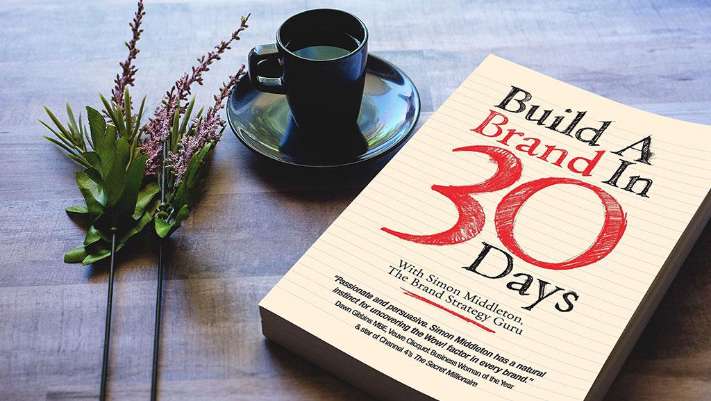 خلاصه کتاب ساخت برند در 30 روز