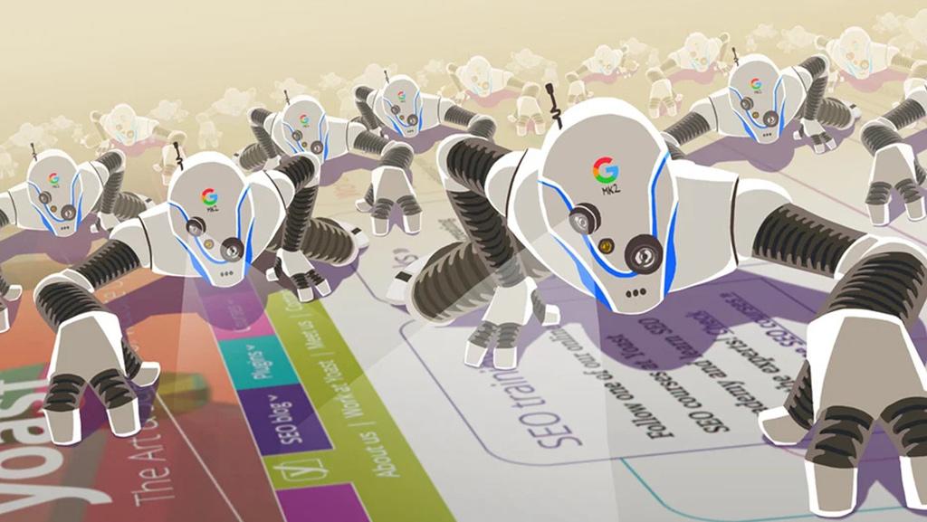 روش کار موتور جستجو گوگل