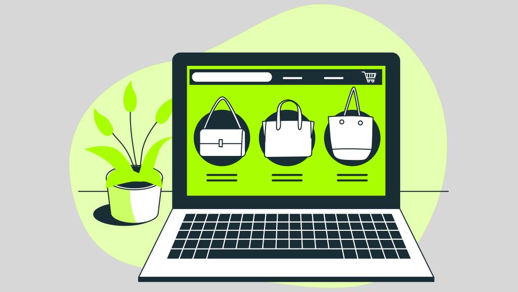 10 قدم ساخت صفحه محصول در وب