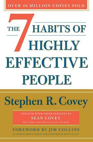 7 عادت مردمان موثر
