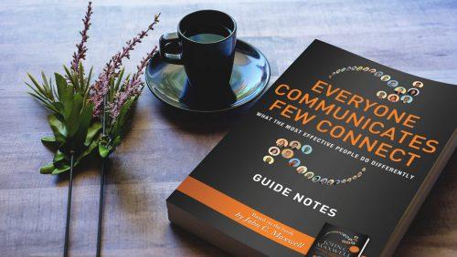 خلاصه کتاب از گفتگو تا ایجاد ارتباط