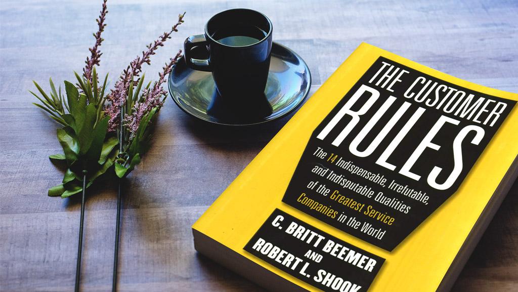 خلاصه کتاب: قوانین مشتری