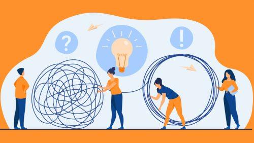 پنج روش برای خوشبین بودن در چالشها