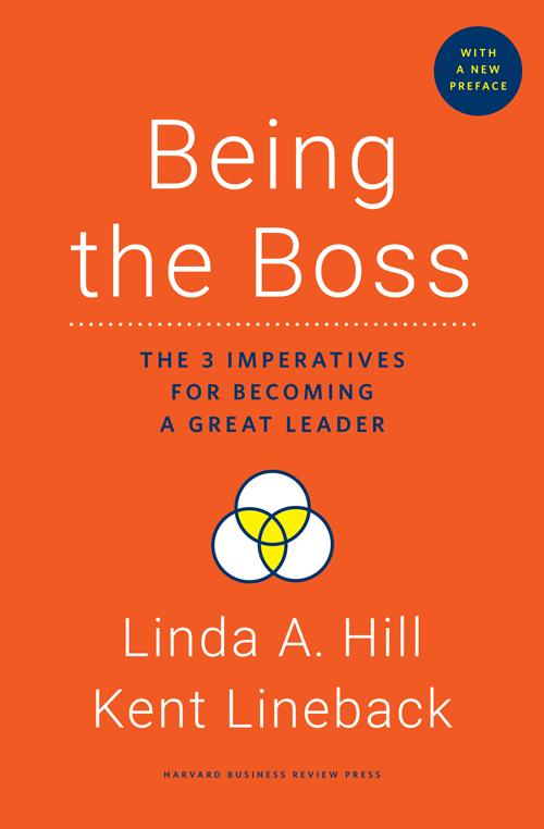خلاصه کتاب: رئیس بودن
